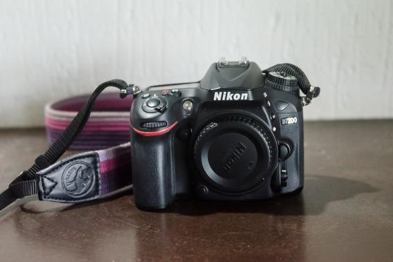 Câmera Nikon D7200