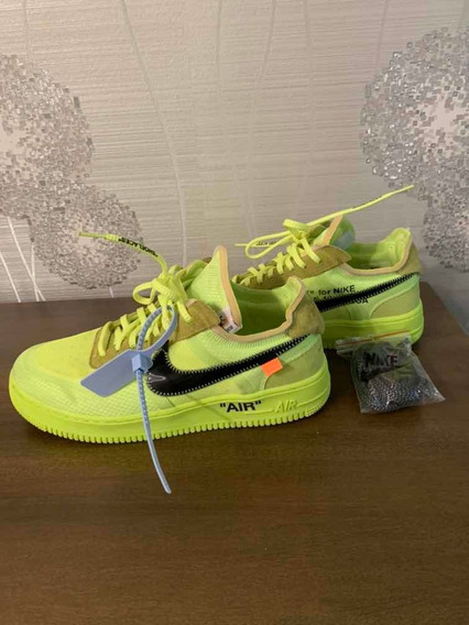 Air Force Off White Volt