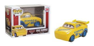 Funko Pop Cruz Ramirez 284 Cars Muñeco Col