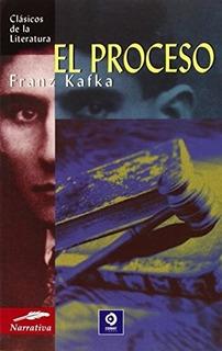 El Proceso, Franz Kafka, Edimat