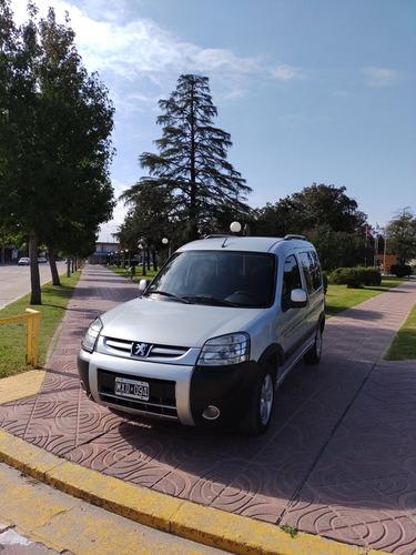 Peugeot Partner Patagónica 1.6 Hdi Vtc Plus 2013