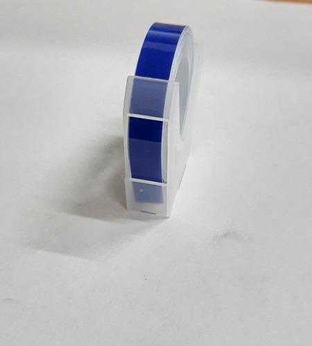 Imagen 1 de 1 de Cinta Para Rotuladora Motex Original 9mm X 3mt