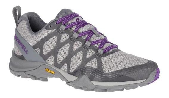 Zapatos Mujer Merrell Siren 3 Vent Charcoal Hiking Y Trek
