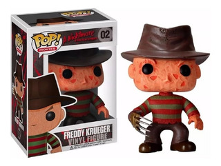Funko Pop Halloween Jason Freddy Krueger Original