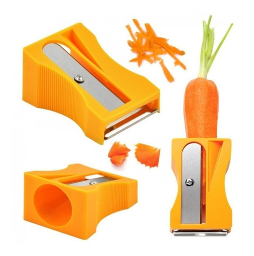 Apontador De Cenoura E Legumes