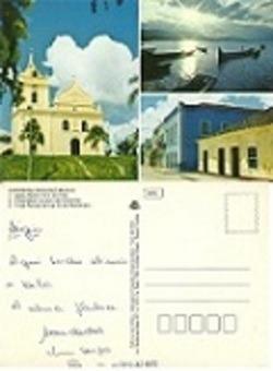 Cartao Postal - Araxa - Minas Gerais - Cartao Postal