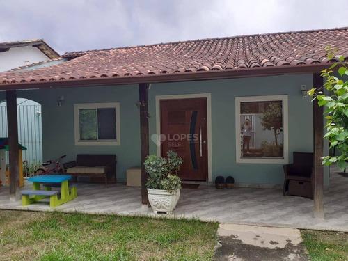 Imagem 1 de 14 de Casa Com 2 Quartos Por R$ 550.000 - Serra Grande /rj - Ca21194