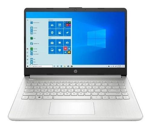 Laptop Hp 14 Intel I3 Ssd 256 Gb 8gb Windows S