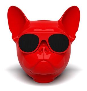 Parlante Portatil Aerobull Hd Sound Bulldog Frances Cuotas