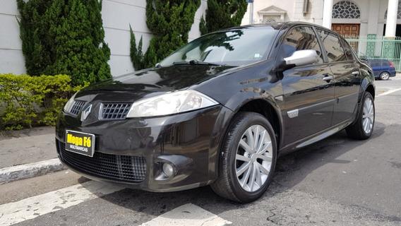 Renault Megane Sedan Expression 2.0 Completo 2010