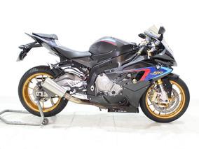 Bmw S 1000 Rr 2010 Preta