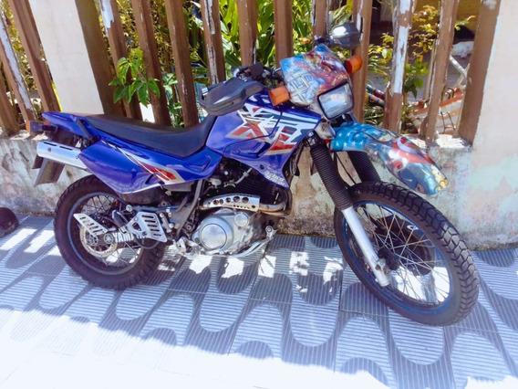 Moto Yamaha Xt 600 Cc Tudo Ok E Documentada