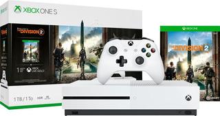 Consola Xbox One S 1tb Tom Clancy