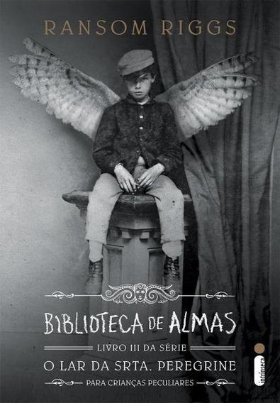 Livro: Biblioteca De Almas - Ransom Riggs