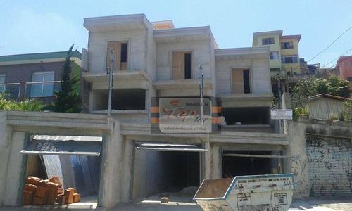 Sobrados Em Construção No Pq São Domingos-sp - So0173