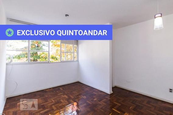 Apartamento No 2º Andar Com 2 Dormitórios E 1 Garagem - Id: 892960742 - 260742