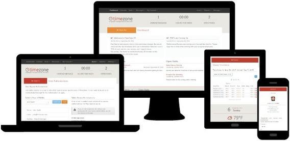 Gestão De Funcionários E Ponto Online