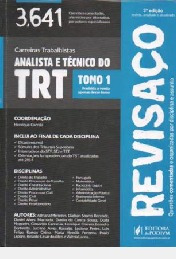 Analista E Tecnico Do Trt - Revisao Adriana Menezes E
