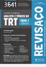 Analista E Tecnico Do Trt - Revisao Adriana Menezes E