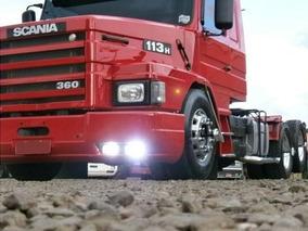 Scania 113 Top Line 98/98 Com Carreta.