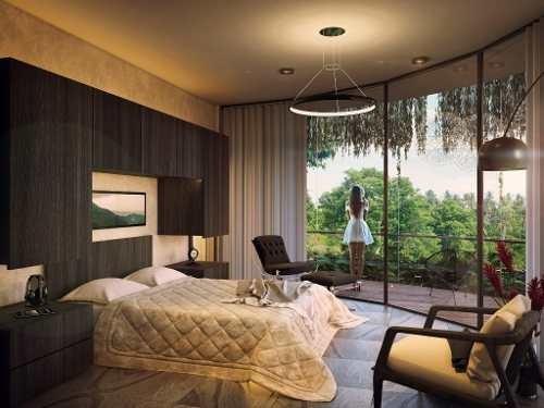 Increible Penthouse De 3 Recamaras Y 2 Lock-off En Condominio Tulum P2969