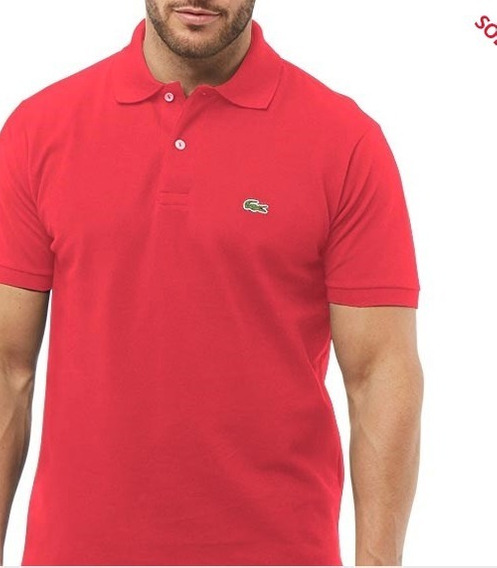 Polo Lacoste Classic L12.12 Syrup Pink Hombre