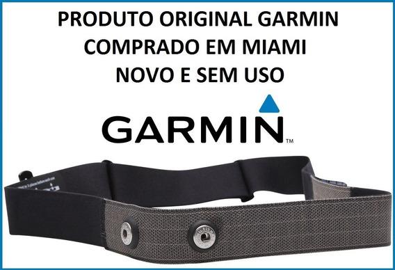 Faixa / Cinta Cardíaca Garmin Premium Hrm3 (198,00 A Vista)