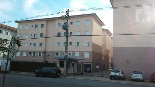 Imagem 1 de 21 de Apartamento Com 2 Dormitórios À Venda, 54 M² - Residencial Jundiaí Ii - Jundiaí/sp - Ap1650