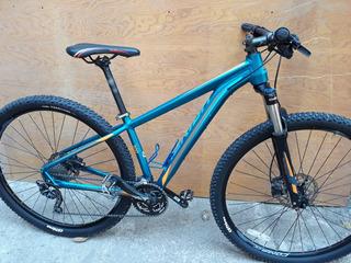 Bicicleta De Montaña Merida Rodada 29 Big Nine 300 Talla 15