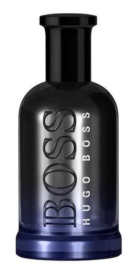 Perfume Hugo Boss Bottled Night Edt 100ml
