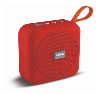 Parlante Bluetooth Barato Usb Manos Libre Soul Portable