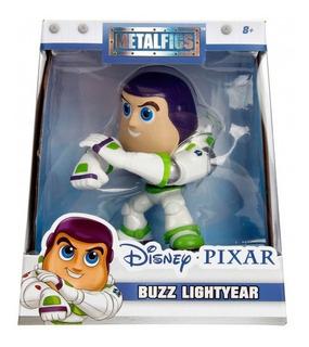 Figura Buzz Lightyear Toy Story Metal 10cm Jugueterialeon