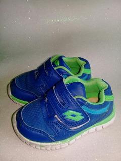 Zapatillas Bebé Lotto N 21