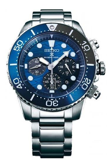Seiko Prospex Solar Save The Ocean Special Edition Ssc741