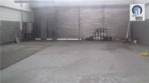 Galpão  Comercial Para Locação, Lapa, São Paulo. - Ga0125