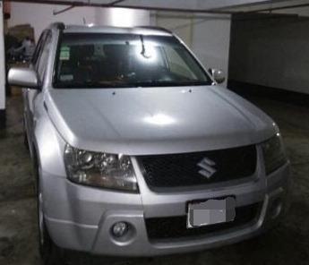 Suzuki Grand Nomade Automático