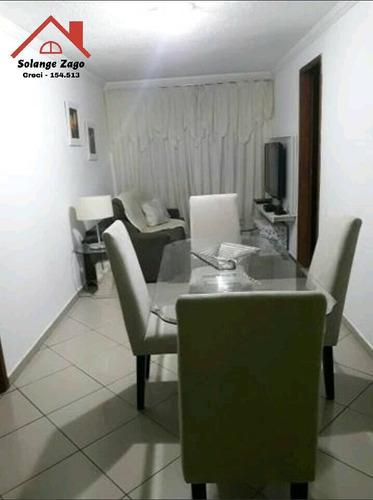 Imagem 1 de 15 de Apartamento Em Condominio Donatello Com 3 Dorms - 65 Mts ² - 1974