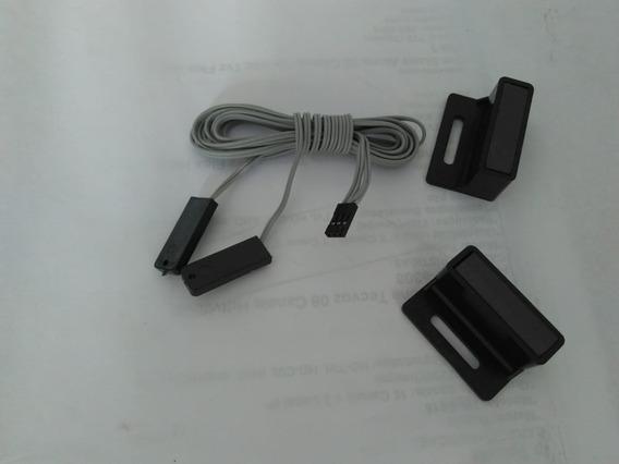 Sensor De Portão Eletronico E Ima Foto Original Do Produto