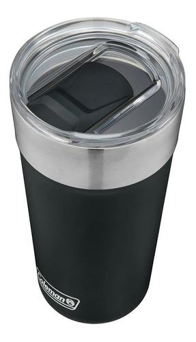 Imagen 1 de 10 de Vaso Térmico Coleman Acero Inox. Brew 600 Ml. Colores Mm