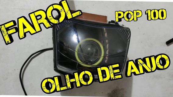 Farol Olho De Anjo Pop 100 E Bros 2009 À 2013