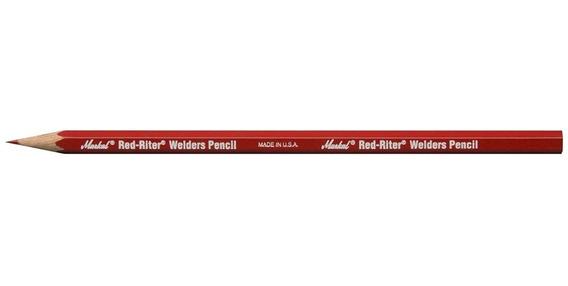 Lapiz Para Soldador Resistentes Al Calor Markal Red Riter
