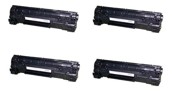 Toner Compatível Hp Universal 35 36 85 78a 5 Unidades