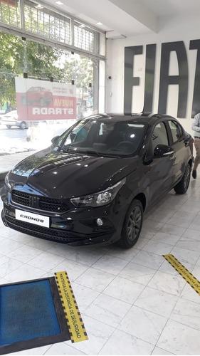 Fiat Cronos 0km Reitra Con $280mil Y Cuotas- M
