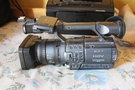 Filmadora Sony Hdr Fx1 - Para Tirar Peças