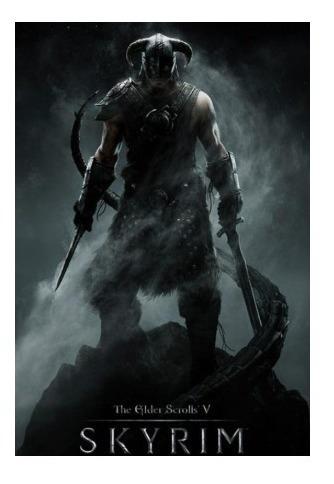 The Elder Scrolls V Skyrim-pc-dvd(midia Fisica)