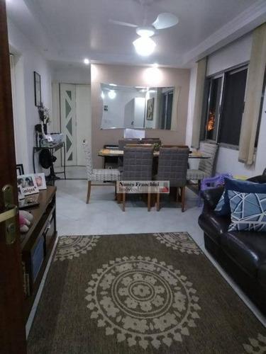 Pirituba-zo/sp- Apartamento 3 Dormitórios,1 Vaga- R$ 330.000,00 - Ap6507
