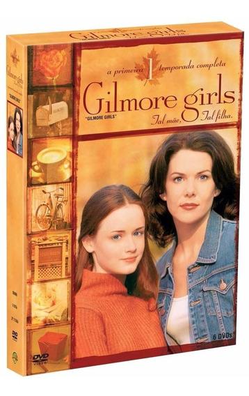 Gilmore Girls 1ª Temporada - Box Com 6 Dvds - Lauren Graham