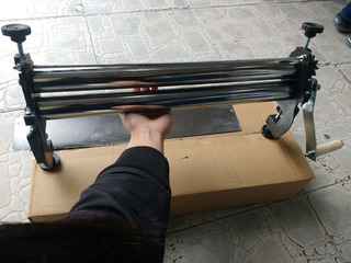 Maquina Laminadora De Masa 50cm