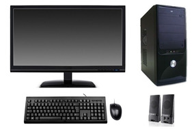 Computador Completo Core I3 4gb Hd 500gb Dvd Wifi Monitor 19