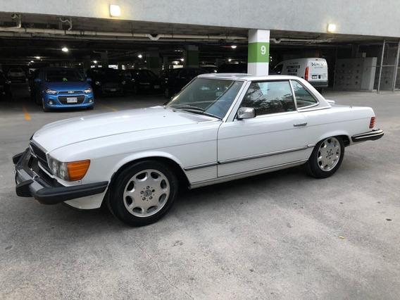 Mercedes Benz 450sl 1978
